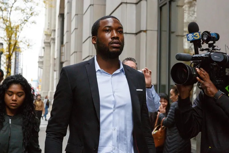 Rapper Meek Mill was arrested for a parole violation by an officer who reportedly was on a District Attorney's Office list of bad cops.