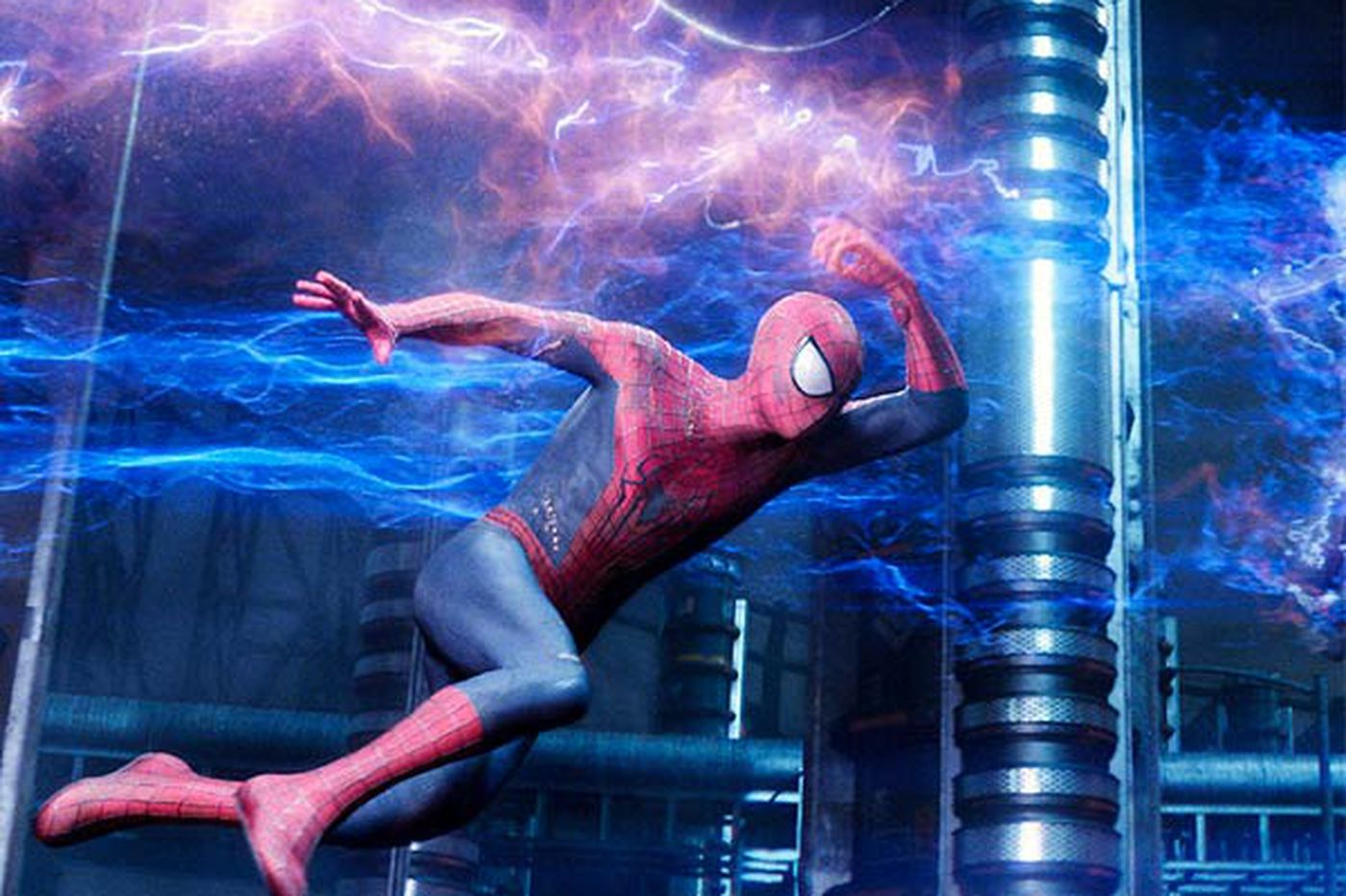The Amazing Spider-Man 2: Lots of glitz and not enough grab
