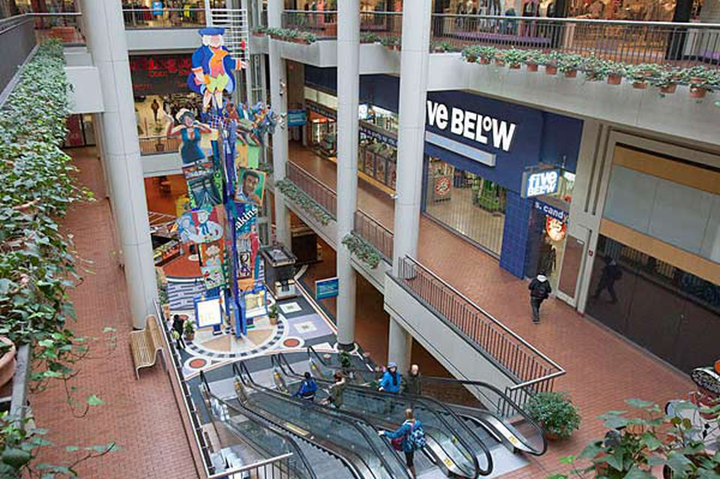 The Gallery mall is ripe for rebirth