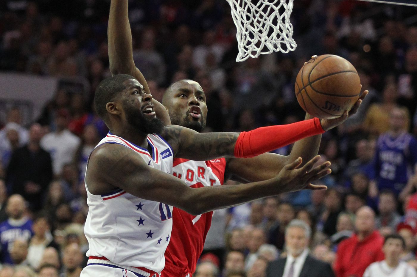 James Ennis is looking to be a long-term fit for the Sixers