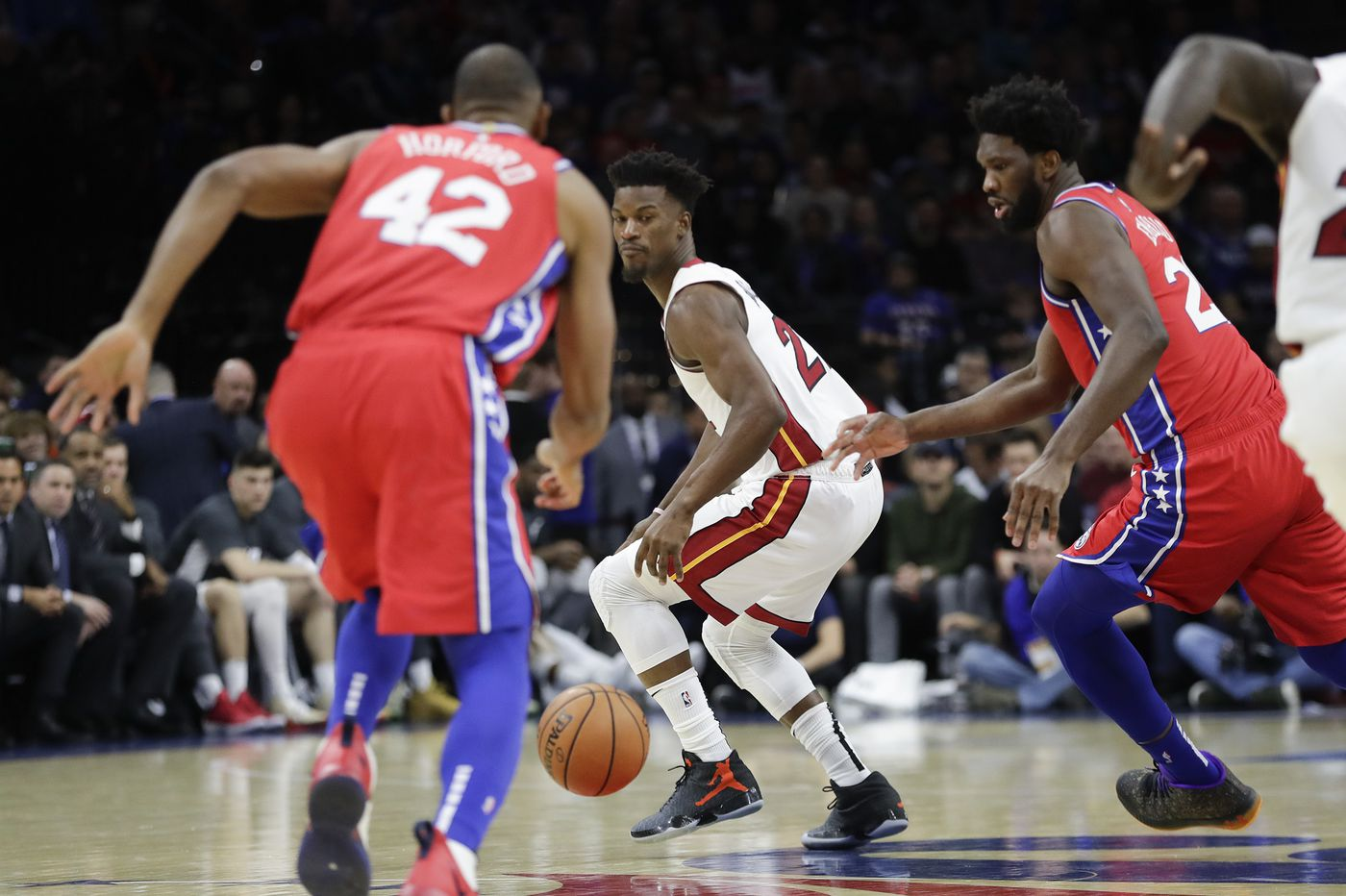 In Jimmy Butler's return to Philadelphia, the Sixers made an emphatic case that they are better off without him | David Murphy