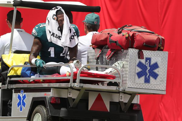 Mike Wallace's injury in loss to Bucs could force Eagles to move for a wideout