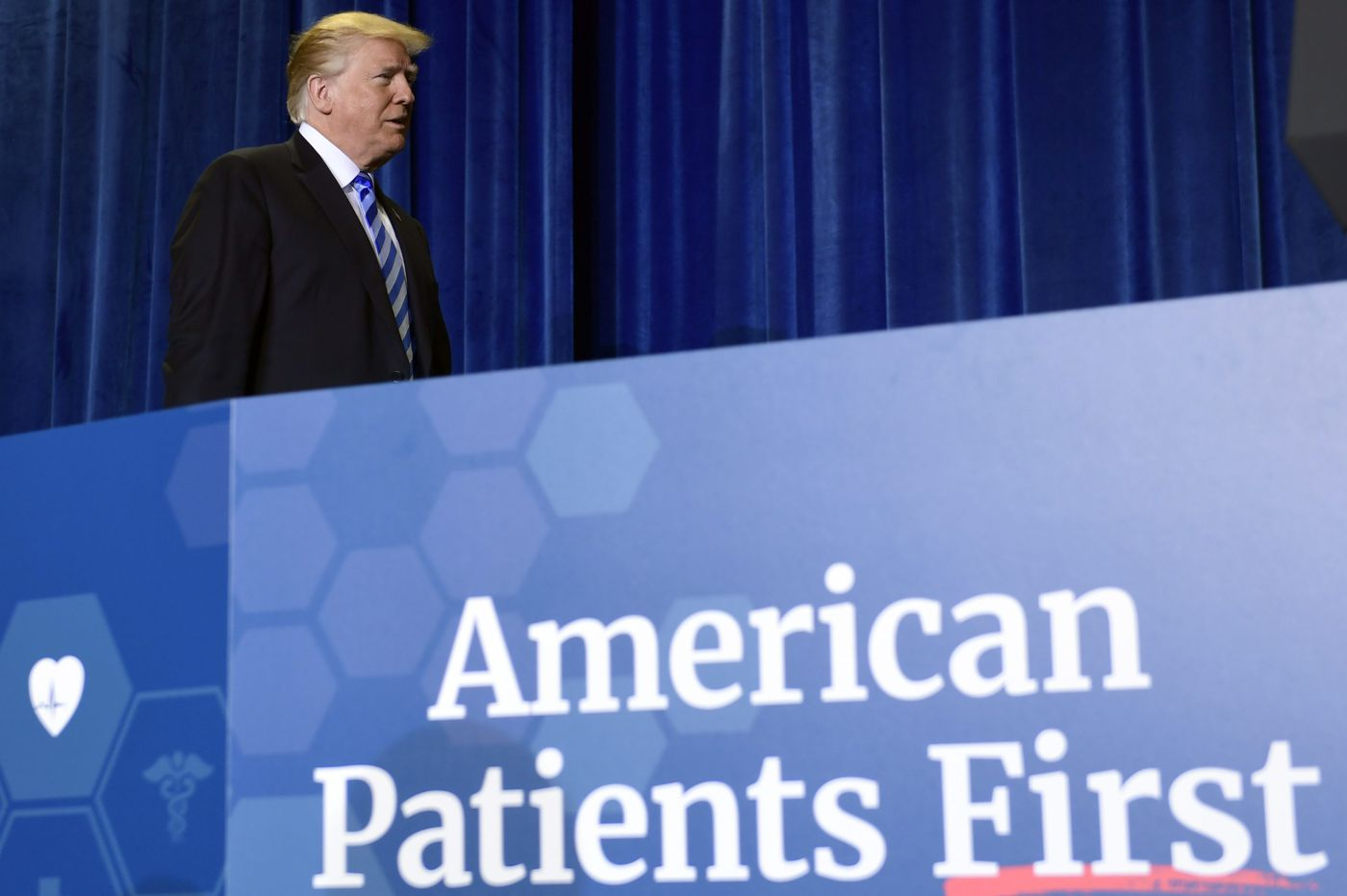 Trump, Medicare and the drug pricing 'sledgehammer'