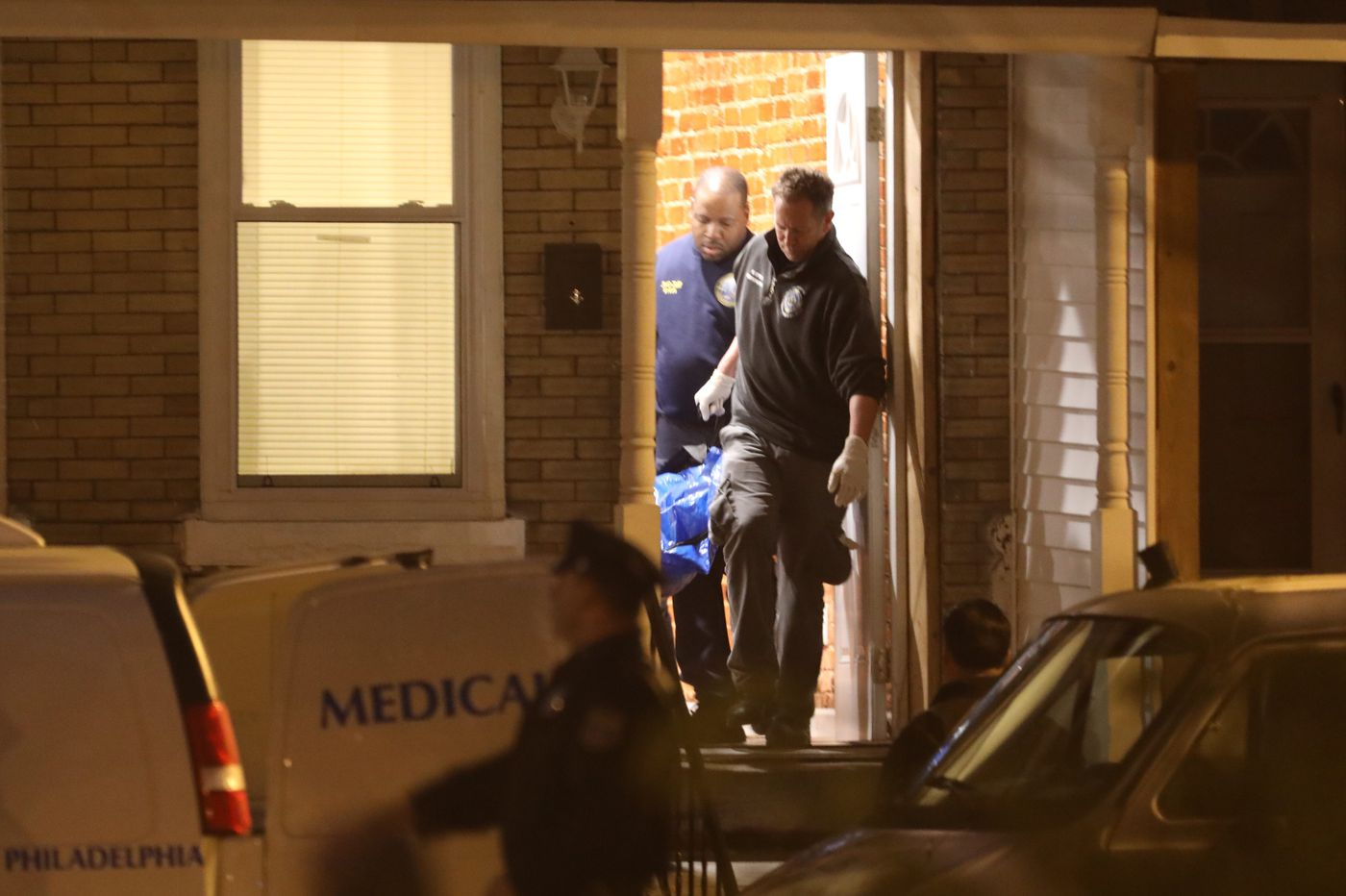 4 found 'executed' in West Philly basement