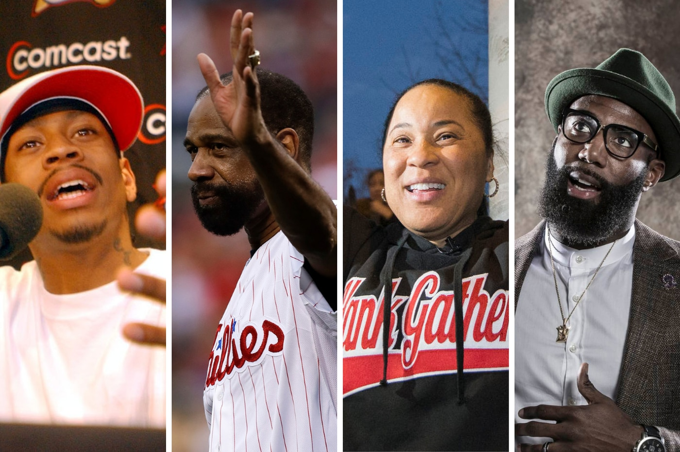 Black History Month: Athletes who were champions of the culture and the city of Philadelphia