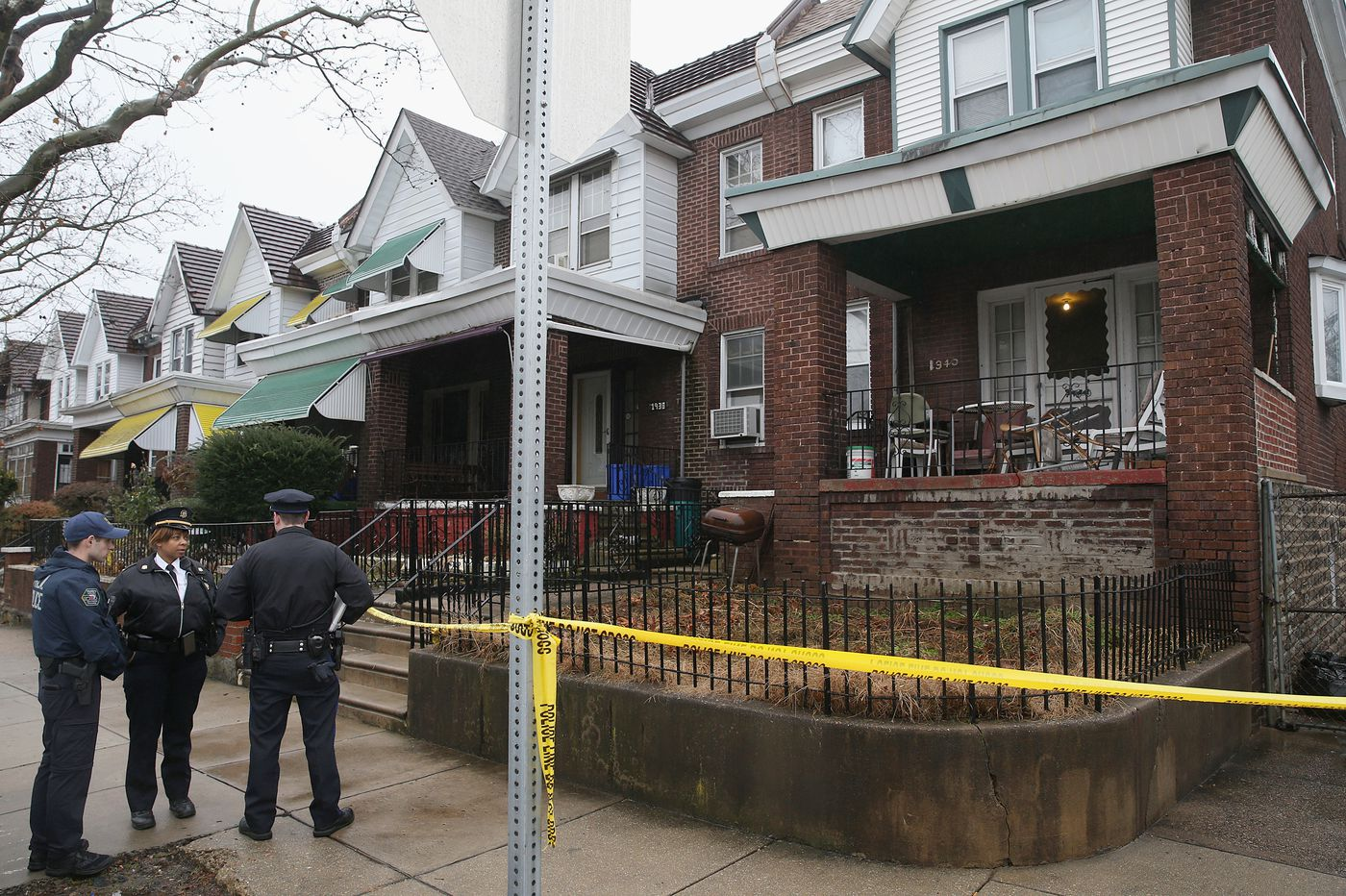 Three people found dead in North Philadelphia rowhome