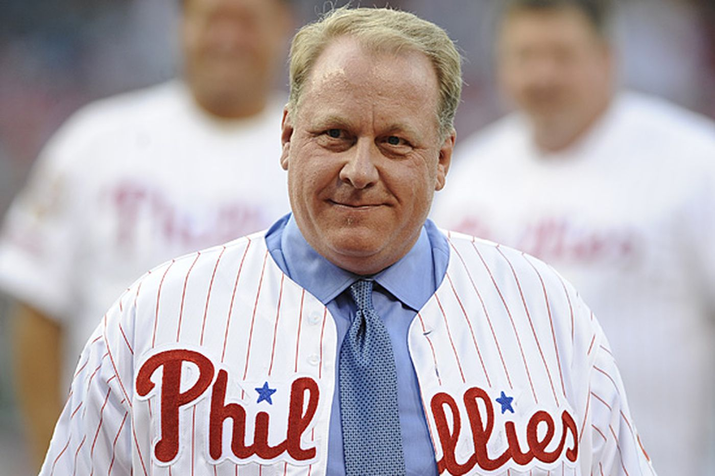 Former Phillie Curt Schilling diagnosed with cancer