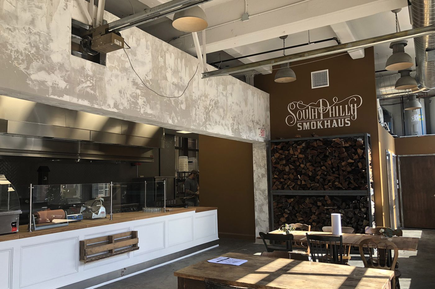 Meeting of meats: South Philly Smokhaus and Passio Prime at the Bok