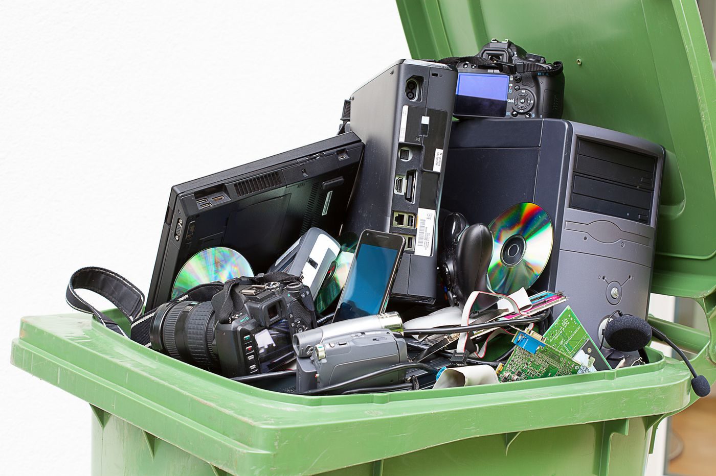 What you really need for the holidays: A tech purge