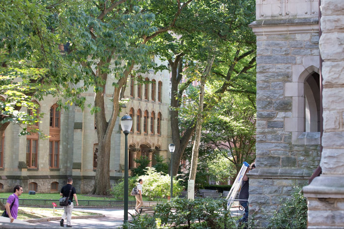 Penn, West Chester join program to develop more STEM teachers