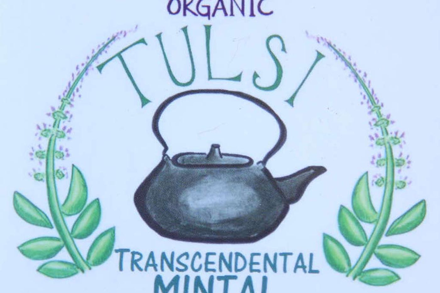 MarketBasket: Drink local with mint and holy basil tea