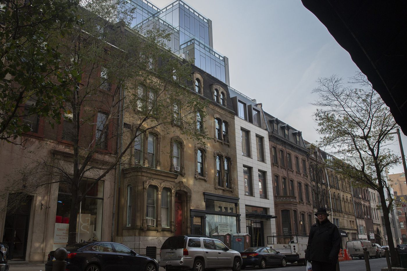 The new Frankenstein condos of Rittenhouse Square