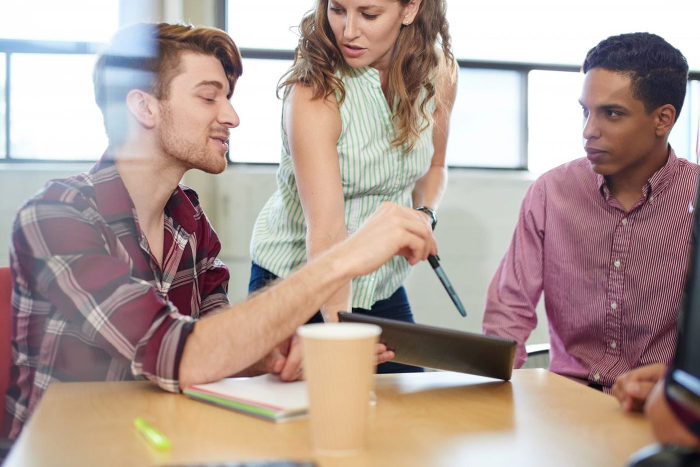 Unwrapping the bad rap on millennial workers