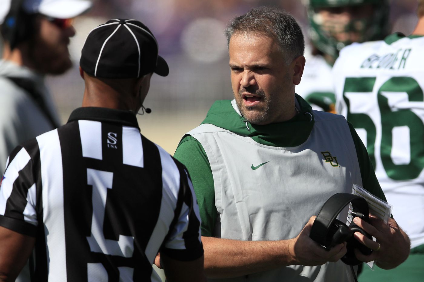 Former Temple Coach Matt Rhule Is Undefeated At Baylor