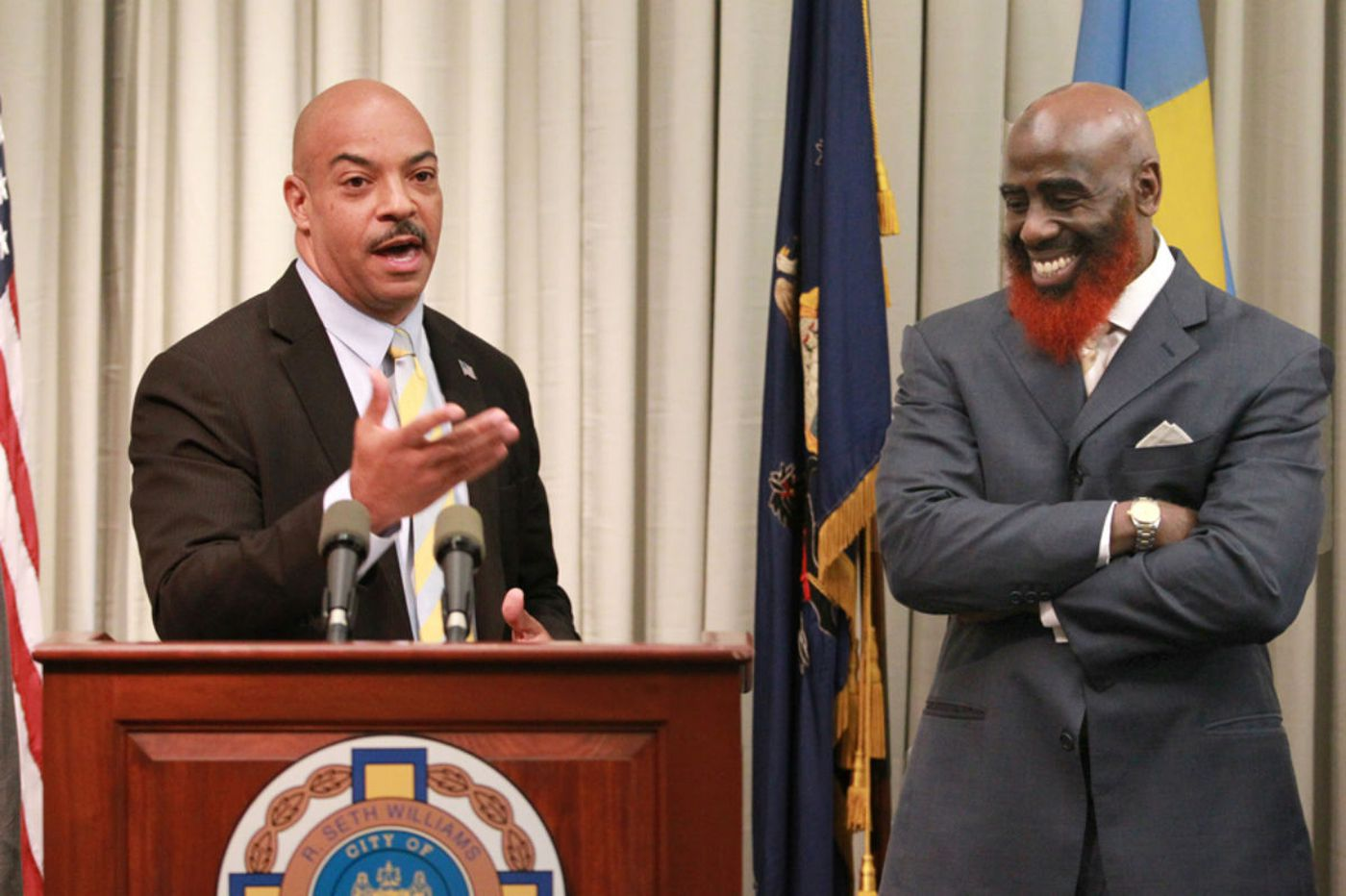 DA Williams' former first assistant seeking to fill his seat