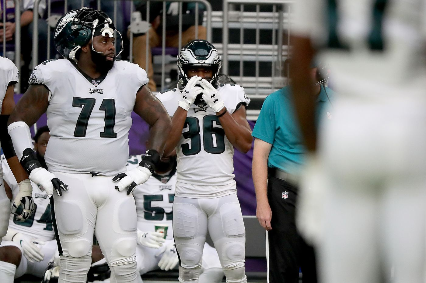 The good news is the Eagles have just a few problems. Here's the bad news ... | Mike Sielski