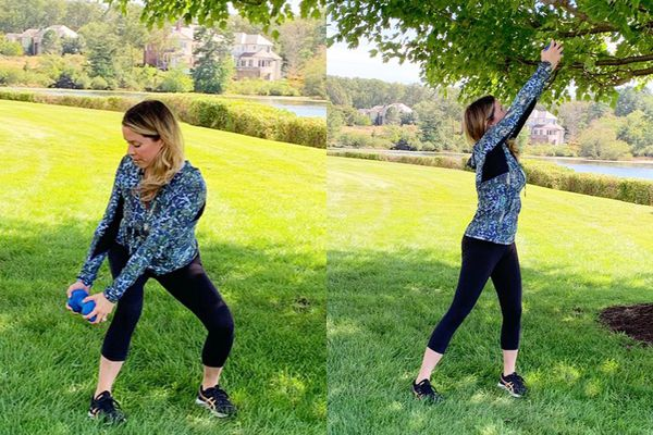 3 core exercises you can do while standing