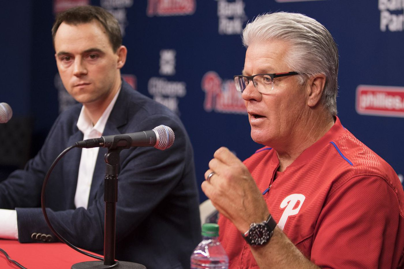Matt Klentak's fingerprints on Phillies rebuilding project about to become more prominent | Bob Brookover