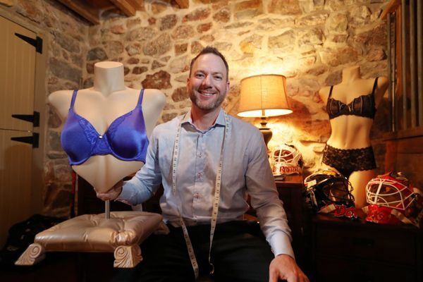 QVC's Gendel Girls lingerie family brings an ex-husband back - just for business