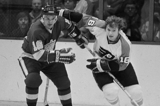 The Flyers who played for the first Stanley Cup and in the 35-game unbeaten streak