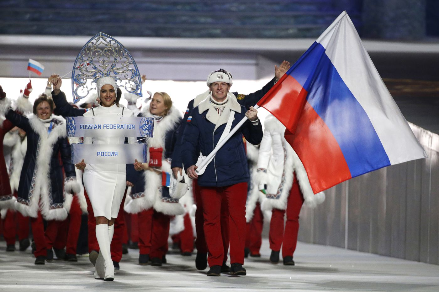 World Anti-Doping Agency imposes 4-year ban on Russia, including 2 Olympics