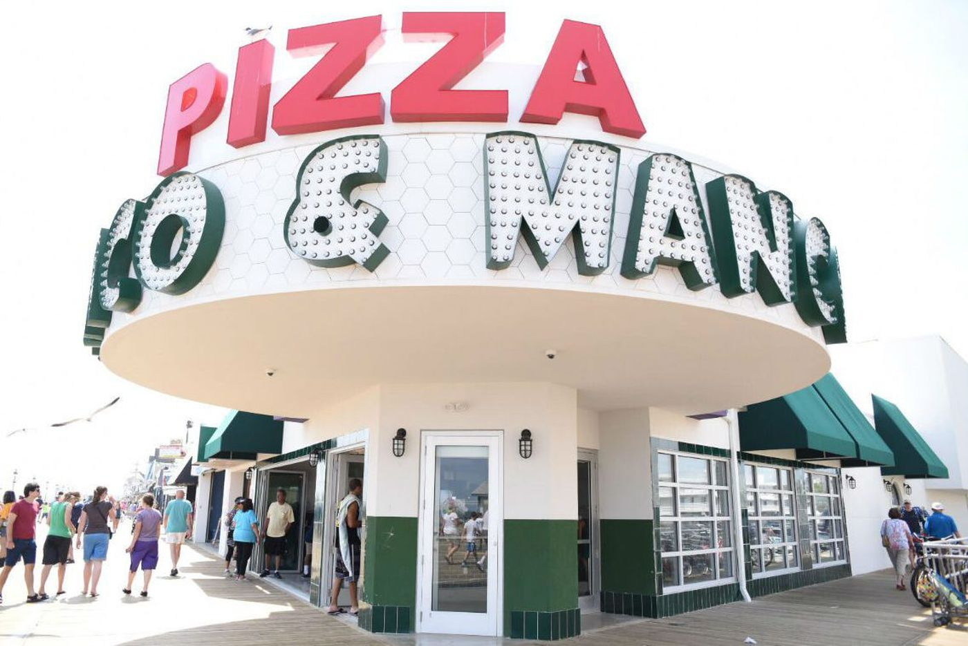 Haven't seen Manco & Manco pizzeria's popular owner recently? He's in prison