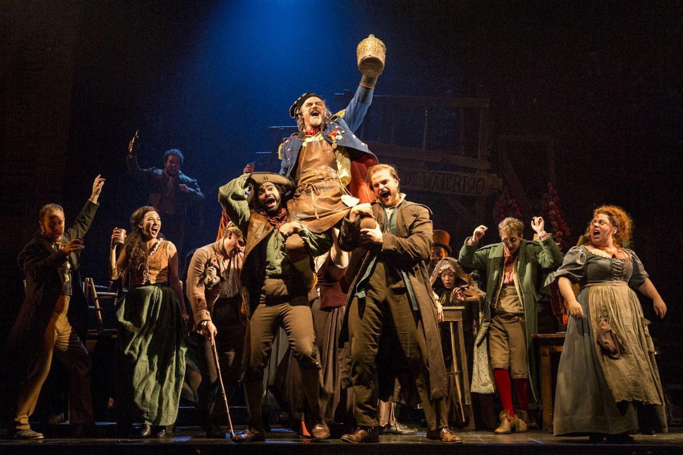 'Les Mis' at the Academy of Music: Magnificent, enthralling, a knockout