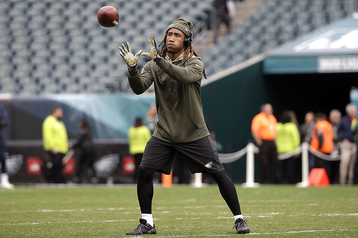Ronald Darby should be ready when Eagles return from break
