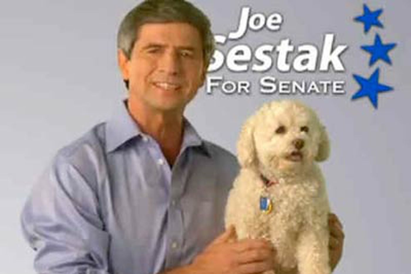 Michael Smerconish: The ad that may bag it for Sestak