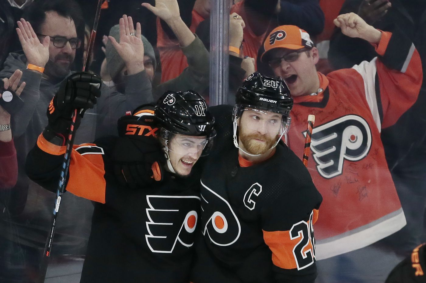 Struggling Flyers captain Claude Giroux: 'I put too much pressure on myself'