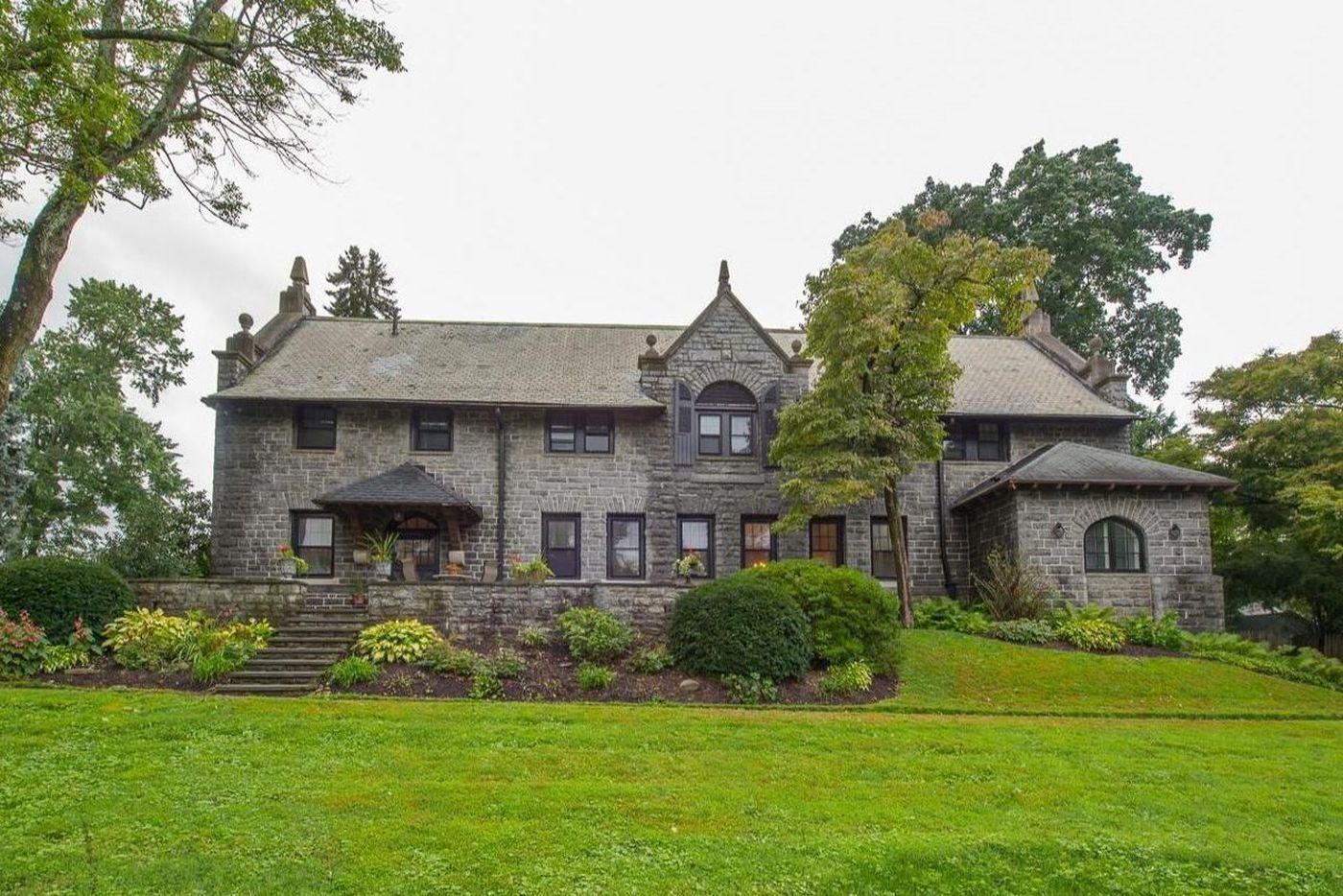 Three suburban Philadelphia estates, each with the perfect name