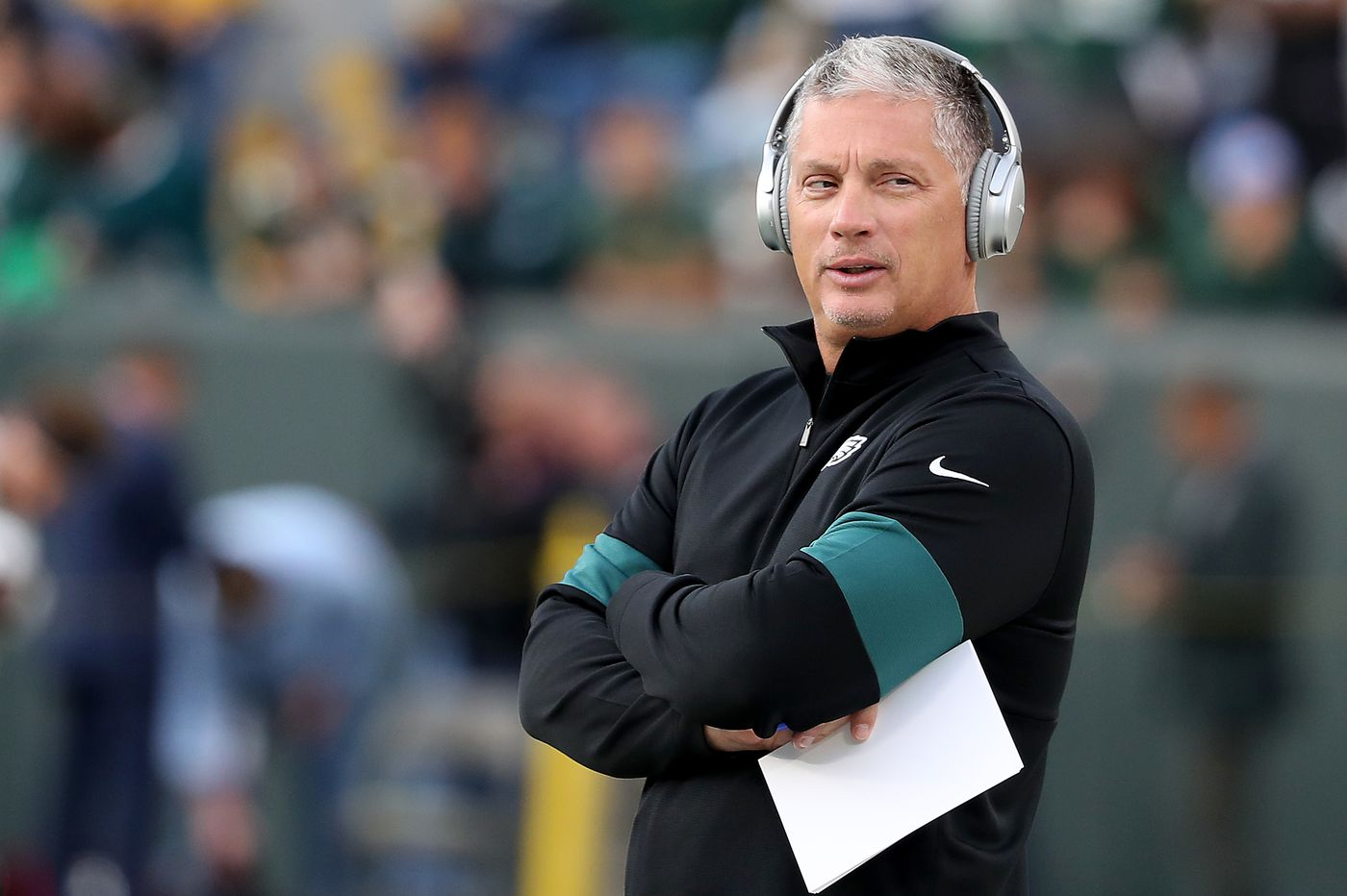 Eagles' Jim Schwartz can be blamed for defensive draft busts, poor player  development | Marcus Hayes