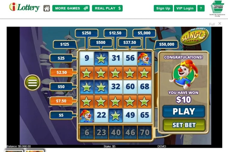 A coalition of casinos has sued the Pennsylvania Lottery from offering online games that they say are modeled on casino games, which they say the law excludes the state lottery from offering.