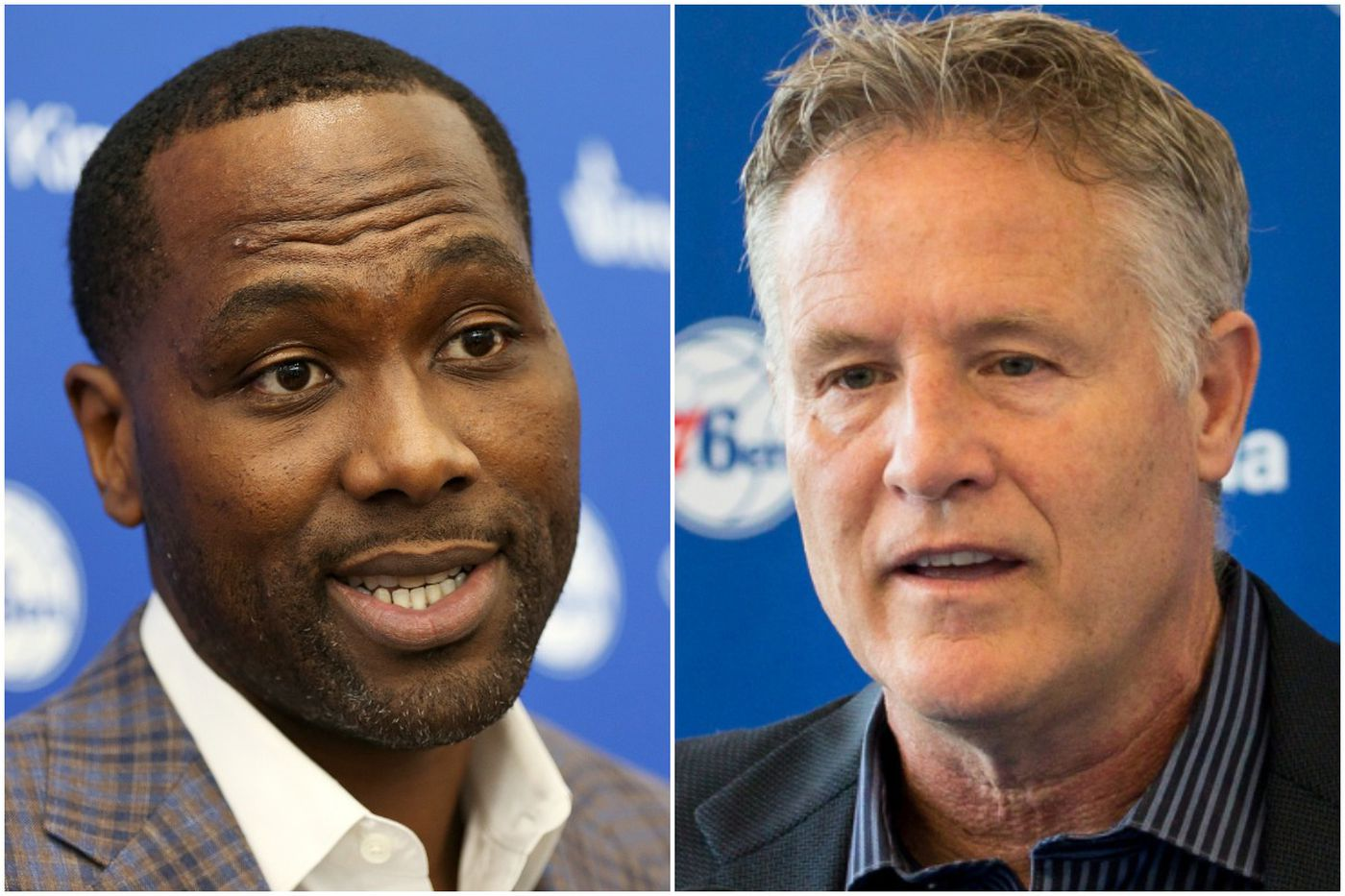 With Elton Brand in place as GM, Sixers' power structure is still undefined