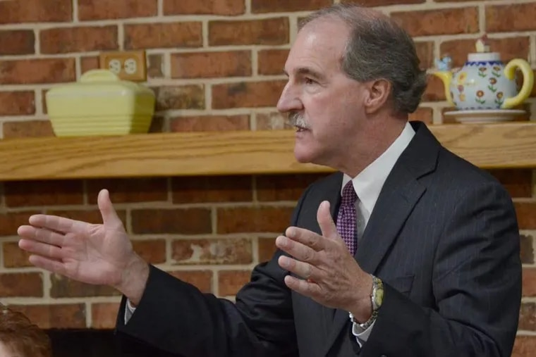 Larry Wittig, former chairman of the state board of education, in July 2014.