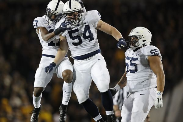 Four fifth-year seniors keep highly ranked Penn State defense focused