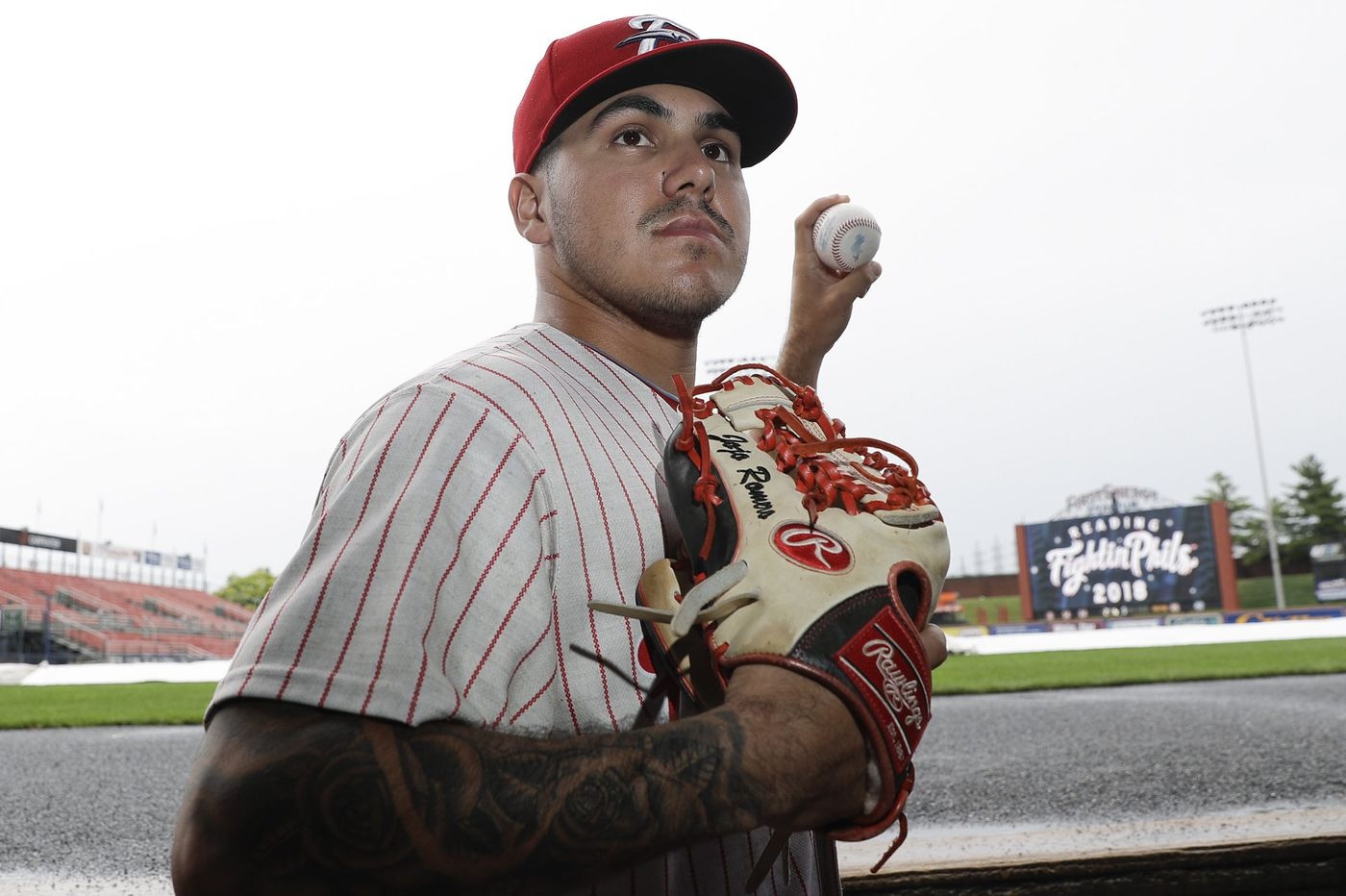 Phillies minor leagues: JoJo Romero is turning things around at double-A Reading