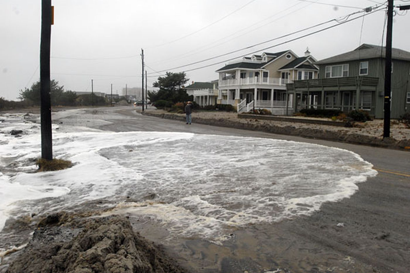 Sea level rise's impact on property values will be greatest