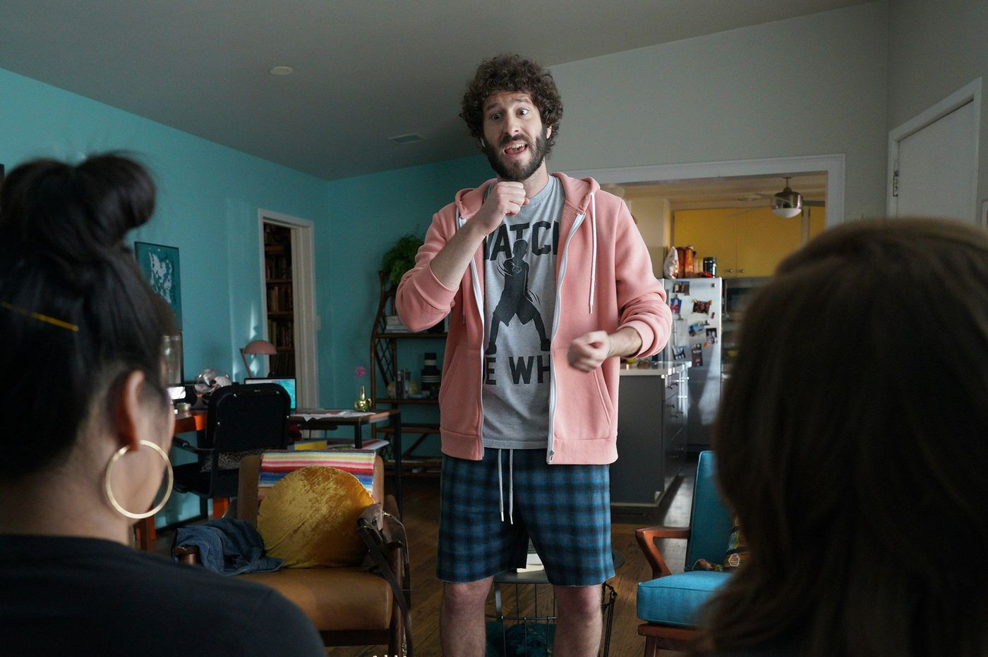 Rapper Lil Dicky is starring in his own TV show. He walks us through the Philadelphia-area places that made him who he is.