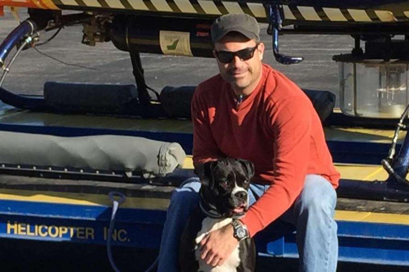 Michael R. Murphy, 37, Penn Health helicopter pilot