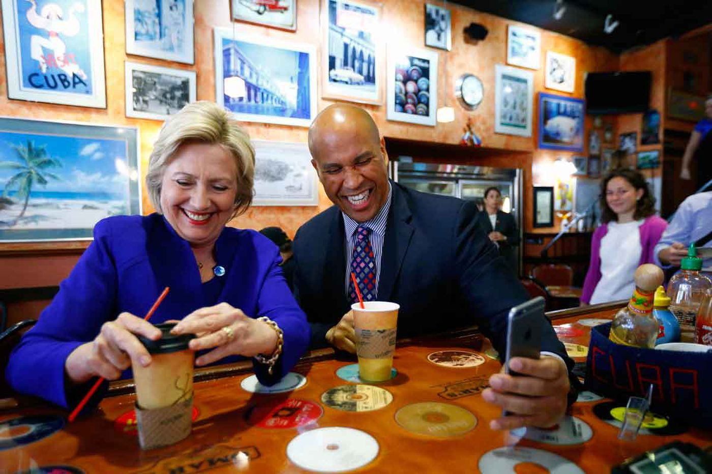 'A fire in my belly' - Why Cory Booker is stirring VP talk