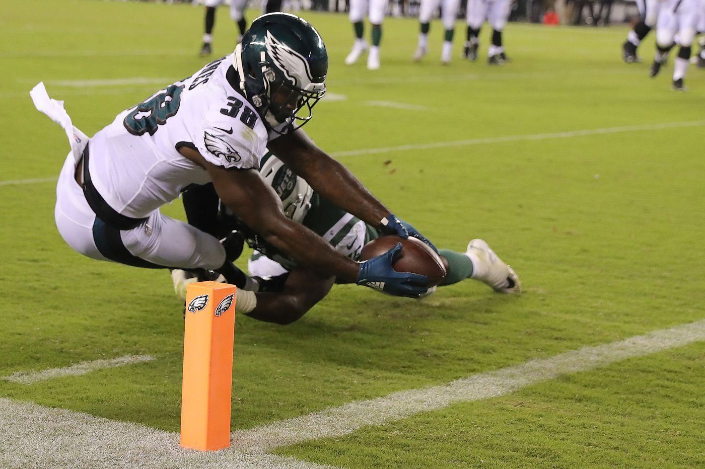 Eagles 10, Jets 9: Joe Callahan, Matt Jones connect on last-minute touchdown to end preseason with victory