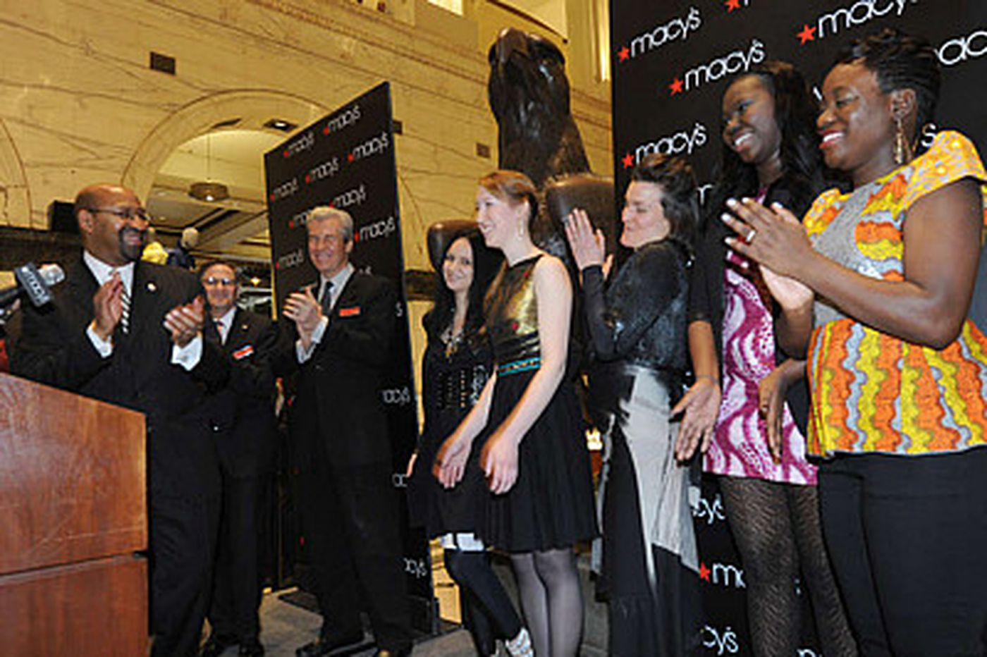 First five designers enter new Macy's fashion incubator in Center City