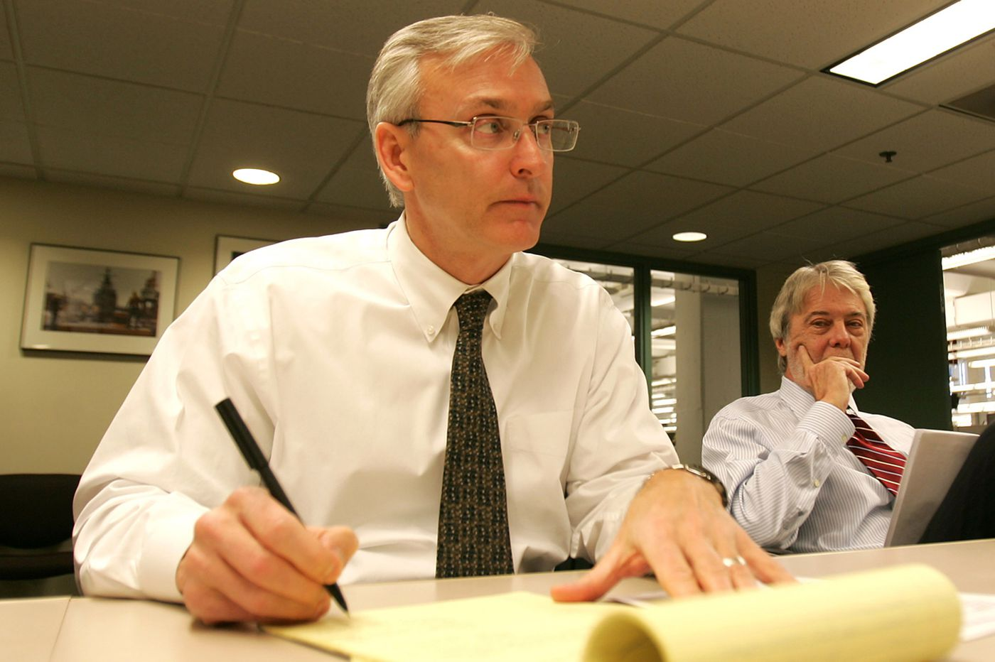 One editor now to run Philadelphia Inquirer, Daily News and Philly.com