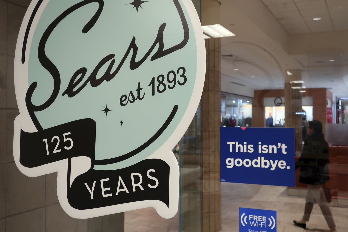 Sears at the Killeen Mall will close in March