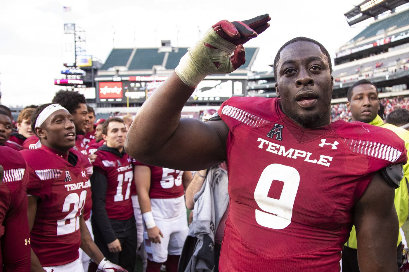 Senior day should be emotional for Temple football team