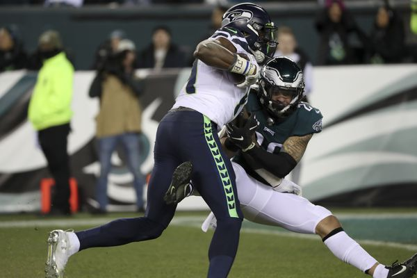 Grading the Eagles' 17-9 playoff loss to the Seahawks | Paul Domowitch