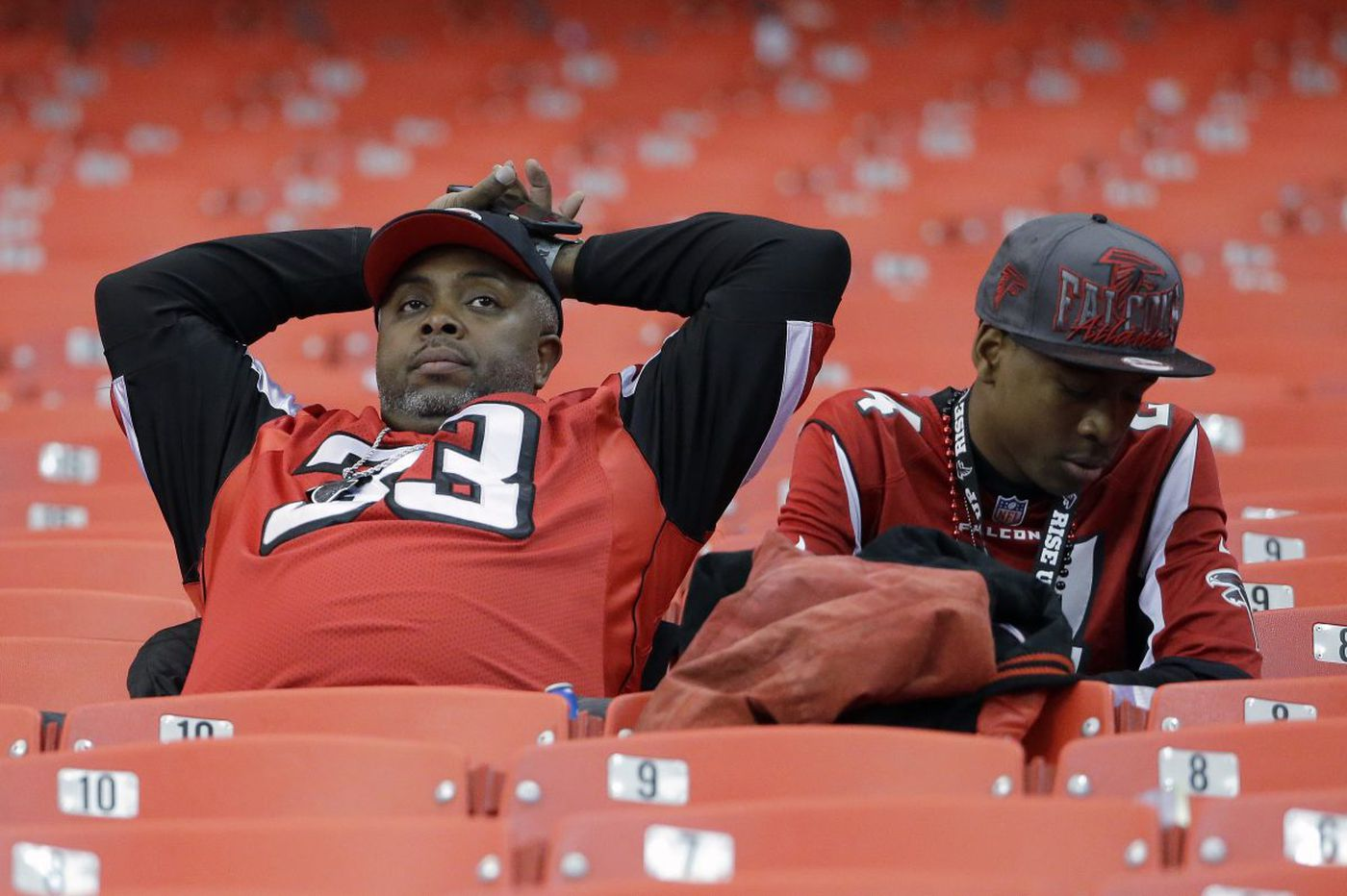 Atlanta fans know Philly's pain, and then some   Bob Brookover