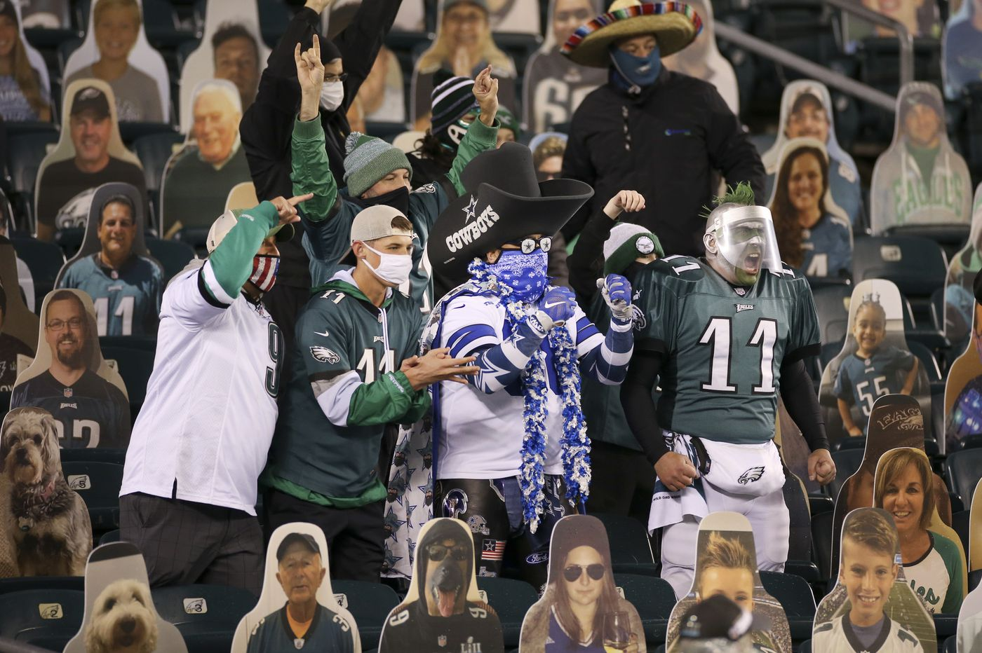 Eagles Twitter reacts to the Birds' ugly win over the Cowboys