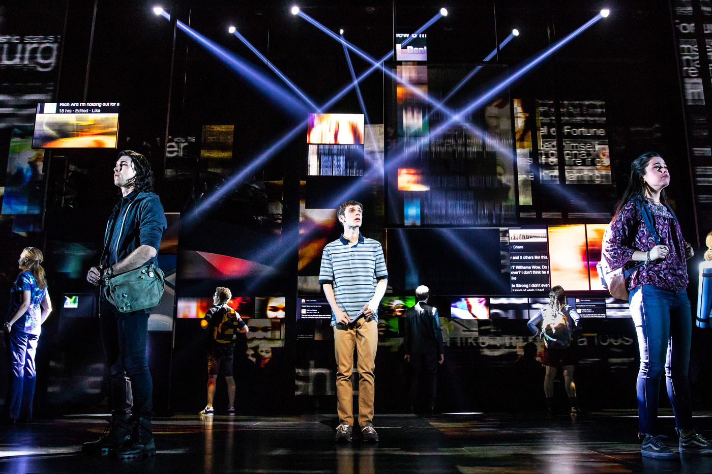 Broadway Philadelphia bringing in 'Dear Evan Hansen,' 'Mean Girls,' 'SpongeBob' next season